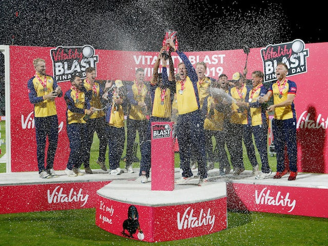 Result: Essex have a Blast with thrilling final win over Worcestershire
