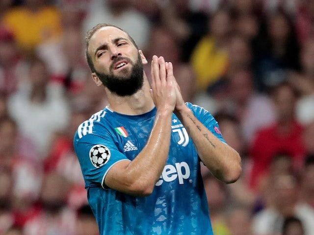 Higuain to be offered new Juventus deal?