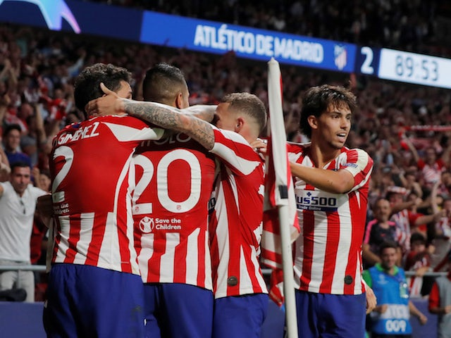 Result: Atletico come from two down to rescue Juve draw