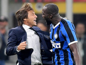 Lukaku hails coach Conte after Inter Milan maintain 100% start