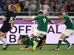 Result: Ireland punish disappointing Scotland in World Cup opener