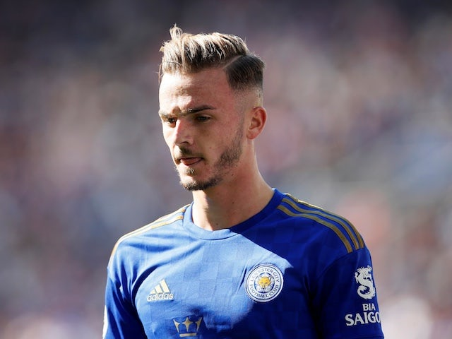 Brendan Rodgers hits out at James Maddison treatment in media
