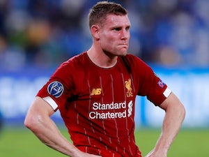 "Jurgen Klopp fears ""serious"" James Milner injury"