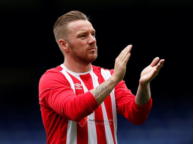 Jamie O'Hara pictured in September 2017
