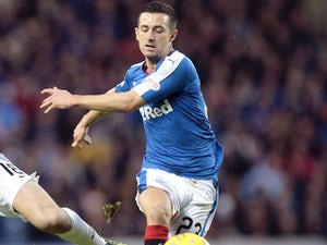 Jason Holt back in play for St Johnstone