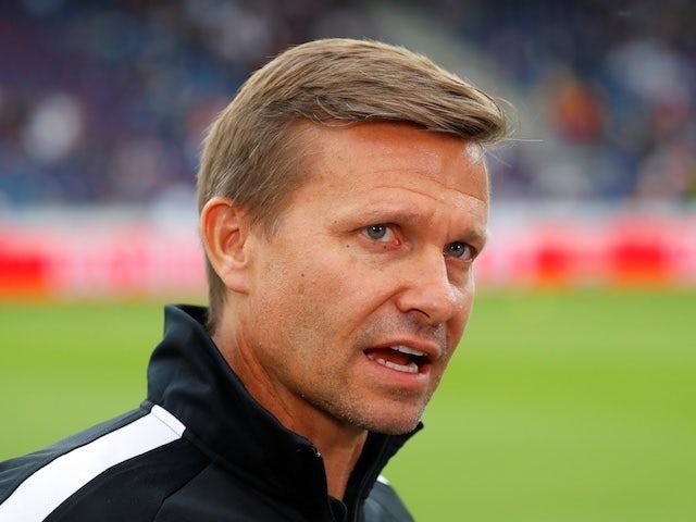 Red Bull Salzburg coach Jesse Marsch pictured in August 2019
