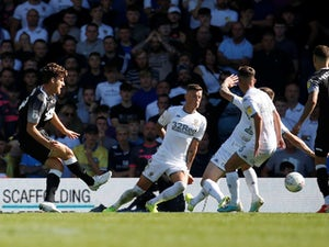Leeds 1-1 Derby: Chris Martin strikes late to salvage draw for Rams