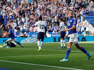 VAR the talking point as Leicester beat Spurs