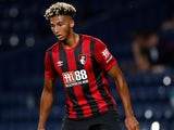 Lloyd Kelly in action for Bournemouth in pre-season on July 31, 2019