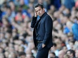 Everton boss Marco Silva on September 21, 2019
