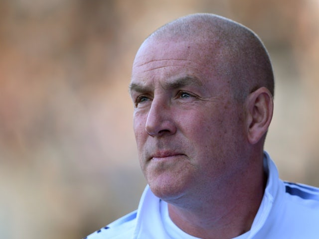 Mark Warburton heaps praise on