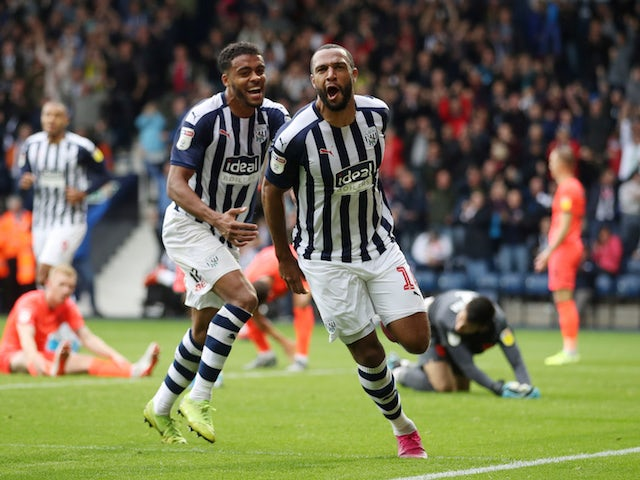 Result: West Brom fight back to pile misery on Huddersfield