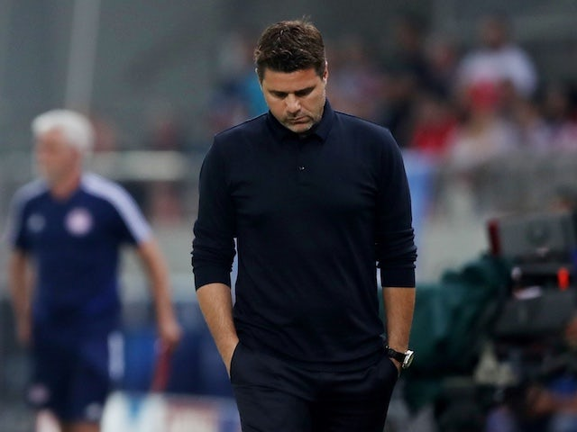 Pochettino admits Spurs must improve defensively