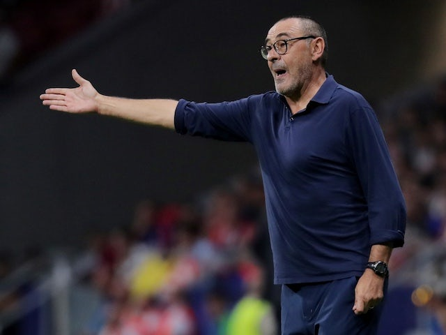 Juventus boss Maurizio Sarri gets on wrong side of Italian Post Office