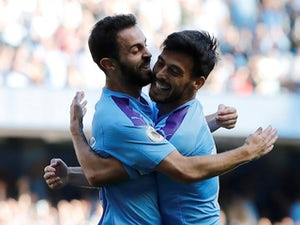 Man City score five goals in opening 18 minutes to thrash Watford