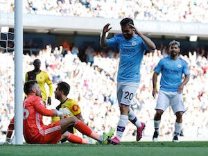 City of goals - Guardiola's men record one of the biggest Premier League wins