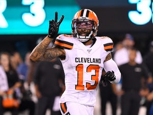 Odell Beckham Jr leads Cleveland Browns to 23-3 victory over New York Jets