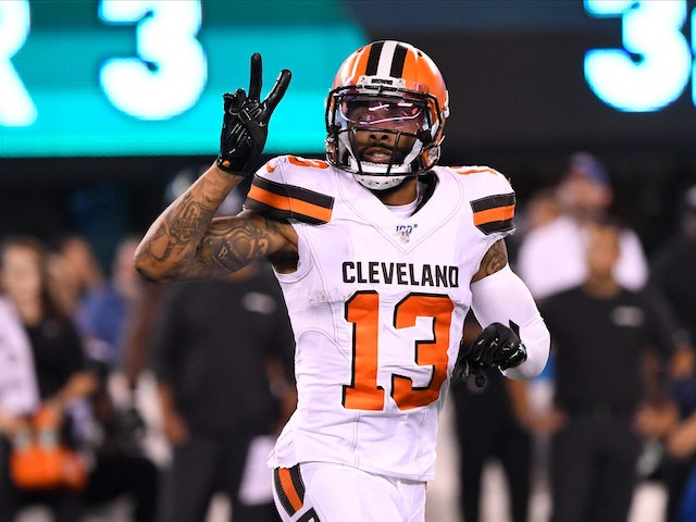 Result: Odell Beckham Jr leads Cleveland Browns to 23-3 victory over New York Jets