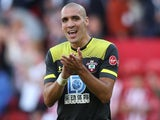 Oriol Romeu in action for Southampton on September 14, 2019