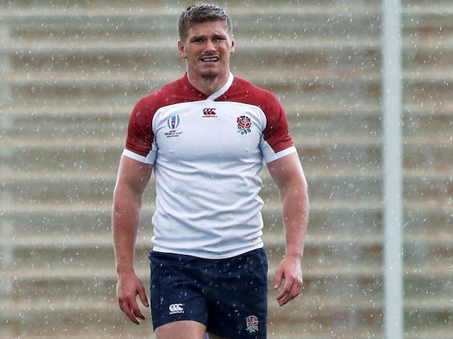 England name full-strength side for World Cup opener against Tonga