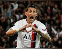 "PSG keeper reveals Di Maria ""hates Manchester United"""