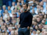 Watford boss Quique Sanchez Flores cuts a desperate figure on September 21, 2019