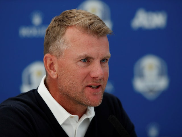 Robert Karlsson unveiled as a vice-captain for Europe at 2020 Ryder Cup