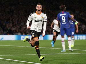 Chelsea beaten at home by Valencia in CL opener