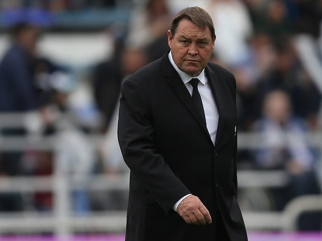 NZ head coach Steve Hansen: 'Five or six teams could win World Cup'