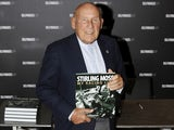 Stirling Moss pictured in May 2015