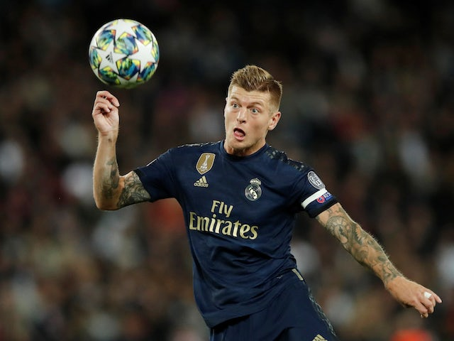 Guardiola 'talks to Kroos about City move'