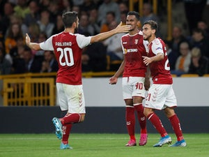 Wolves slump to home defeat against Braga