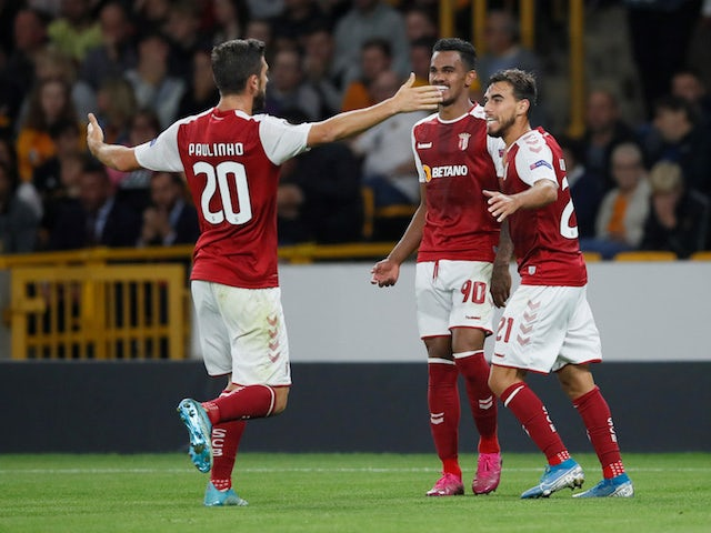 Result: Wolves slump to home defeat against Braga