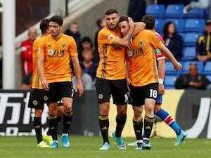 Diogo Jota rescues late point for Wolves at Palace