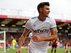 Result: West Ham earn Bournemouth draw to go third in Premier League