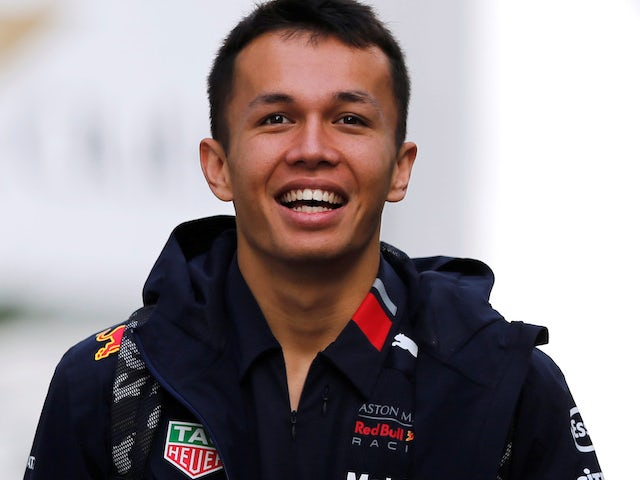 Ex-Red Bull driver says Albon has 'lost his way'