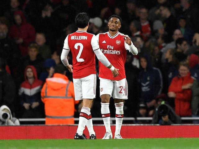 Hector Bellerin makes an Arsenal comeback on September 24, 2019