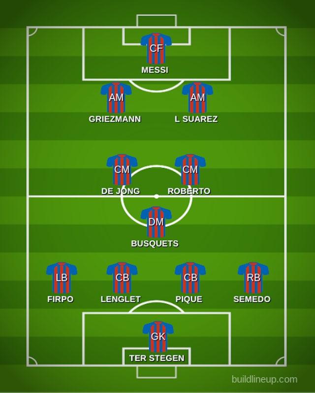 Possible BAR XI vs. VIL