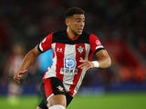 Che Adams in action for Southampton on September 20, 2019