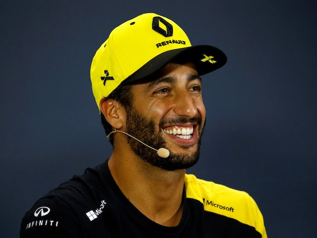 Ricciardo responds to Webber criticism