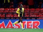 Danny Welbeck out as Watford welcome Bournemouth