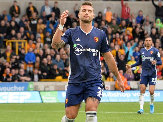 Result: Wolves finally claim first league win at expense of Watford