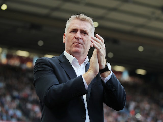 Villa boss Dean Smith: 'Norwich are a team to be reckoned with'