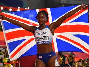 Dina Asher-Smith reveals two-year mission to win gold in Doha