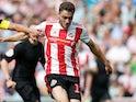 Elliot Embleton in action for Sunderland on August 3, 2019