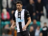Fabian Schar in action for Newcastle on August 6, 2019