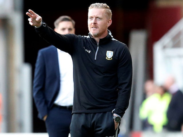 Garry Monk delighted with