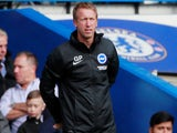 Brighton boss Graham Potter on September 28, 2019