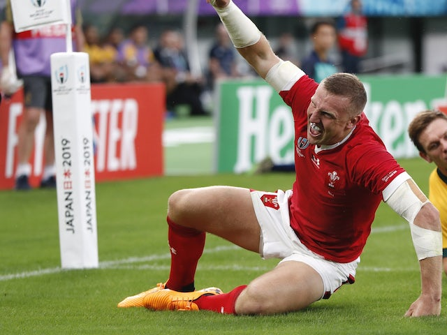 Hadleigh Parkes 'privileged' to play in World Cup quarter-final