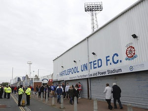 Hartlepool confirm abuse allegations during Ebbsfleet match